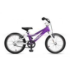 Rower Woom 3 fioletowy dla dziewczynku ponad 4 lata na kołach 16 cali Bmx, Cali, Bicycle, Motorcycle, Vehicles, Bike, Bicycle Kick, Bicycles, Motorcycles