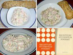 Vlašský salát - originální recept. • Pravý pařížský salát - pařížský salát tak jak má být. • Jediný pravý pochoutkový salát. • Originální receptury na saláty podle ČSN