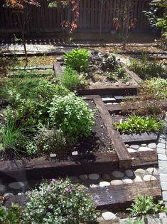 Raised Garden idea.