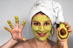 Homemade Facial Mask for Aging Skin - http://www.howtohairremoval.com/homemade-facial-mask-aging-skin/