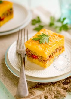 Pastelón de Plátano Maduro Recipe (Ripe Plantain Casserole): The delicate sweetness of ripe plantains, flavorful beef filling, and melting cheese.Pure bliss.