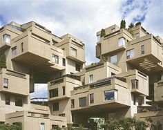 Image: Habitat '67 (© Arcaid/UIG via Getty Images) built for Expo 67 in Montreal, Canada
