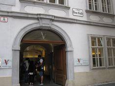 Casa de Mozart Mozarthaus Viena Áustria Na dúvida, embarque