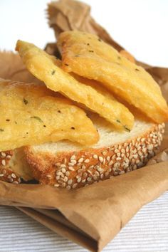 Sicilian Street Food - Pane e Panelle | il cavoletto di bruxelles - this link is for the English translation of the original recipe in Italian
