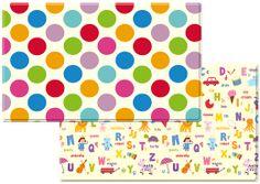 dwinguler Playmat - perfect playmat for your babies - Polka Dot