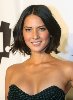 Olivia Munn.  Love her hair.  She always looks great in my opinion.