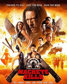 How To Free Download Machete Kills Full English Movie 300MB Only At Downloadingzoo.com.