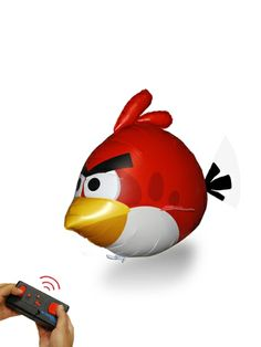 Angry Birds Air Swimmers Turbo by World Tech Toys on sale now on Gilt.