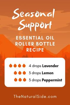 Searching for easy ways to use essential oils? In this post, you will find 15 beginners inspired essential oil roller bottle recipes which is one of the easiest ways to start using essential oils. Essential Oils For Colds, Essential Oil Diffuser Blends, Essential Oil Uses, Roller Bottle Recipes, Helichrysum Essential Oil, Aromatherapy Oils, The Fresh, Brain, Support