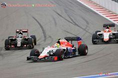 """Booth: """"Los tres pilotos de esta temporada tienen posibilidades la próxima en nuestro equipo""""  #F1 #Formula1 #USGP"""