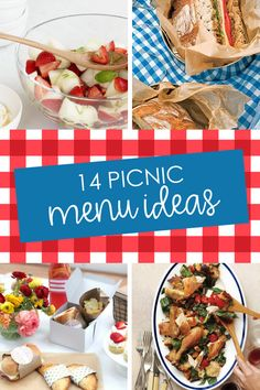 100 Of The Best Picnic Ideas – From The Dating Divas Picnic Lunch Ideas and Menus – Easy recipe and food ideas for creating a fun and delicious (and romantic!) picnic with your spouse! Romantic Picnic Food, Picnic Date Food, Picnic Menu, Picnic Lunches, Picnic Foods, Romantic Dinners, Picnic Ideas, Picnic Parties, Beach Picnic