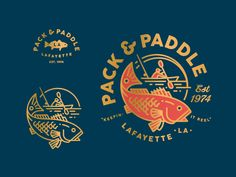 Pack & Paddle by Jared Jacob