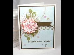 Choose happiness  Stampin up Stamps. Gallery Quick & Easy Cards