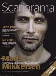 Mads Mikkelsen. Um, where can I get this magazine?!?