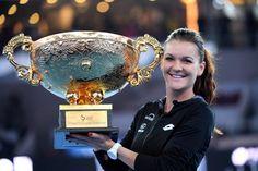 Andy Murray and Agnieszka Radwanska Top Winners and Losers in China Winners And Losers, Andy Murray, Aga, China, Poland, Girls, Tennis, Toddler Girls, Daughters