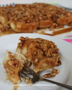 Caramel Pecan Sticky Buns, so easy to make and so good, youll want to make them every weekend!
