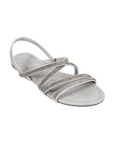 Diamante Crossover Sandals   Woolworths.co.za Summer Wardrobe, Flat Sandals, Crossover, Fashion, Audio Crossover, Moda, Fashion Styles, Fashion Illustrations