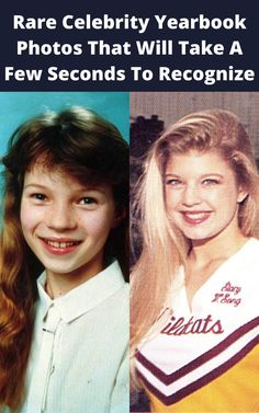 Celebrities were real people too before they became larger-than-life. Funny Corny Jokes, Punny Puns, Crazy Funny Memes, Hilarious, Funny Humor, Laughing Jokes, Laughing So Hard, Celebrity Yearbook Photos, Inspirational Short Stories