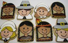 Pilgrim Tutorial | Karen's Cookie Blog