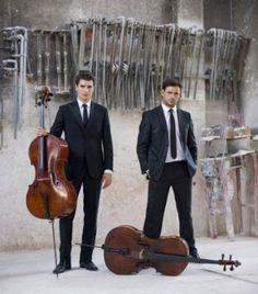 REYNAZUL TU RADIO AMIGA... Y VIVA POR SIEMPRE...: SHOW.  El dúo croata 2 Cellos llegará por primera ...