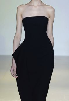 Jil Sander evening dress