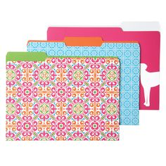 Beautiful and very durable these are the best file folders out there! The Container Store.