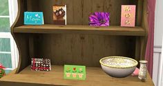 Mod The Sims - Happy Mother's Day! Six Meaningful Mother's Day Cards for MogHughson's Postal System
