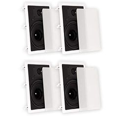 Jamo 660cs 2 Way 6 5 Inch In Wall Speaker Pair Review Ceiling Speakers 2018 Audio And Wireless