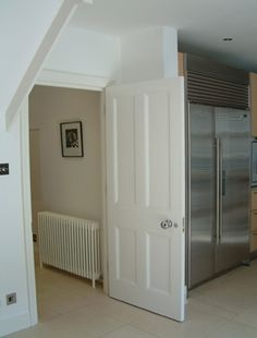 I like these doors for through out the house