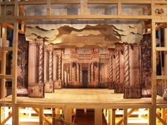 Barocke Bühnentechnik Theater, Puppet Theatre, Berlin, Illusion, Museum, Richard Iii, Scenic Design, Hush Hush, Design Elements