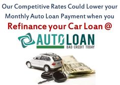 Refinance Car Loan With Bad Credit >> 30 Best Refinance Car Loans For Bad Credit Images In 2017