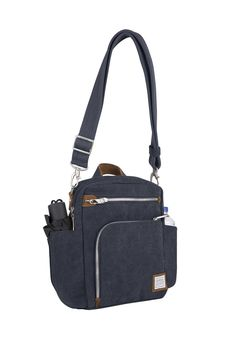 Feel comfortable and secure while you travel with this Travelon Anti-theft Heritage Vertical Messenger Bag. A roomy compartment featuring a zippered RFID blocking pocket as well as a tethered key clip Glasgow, Edinburgh, Inverness, Vertical Messenger Bag, Nigeria Travel, Pakistan Travel, Travelon Bags, The Lone Ranger, Crossbody Messenger Bag