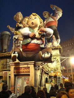 Valencia- Las Fallas. Our tips for things to do in Valencia: