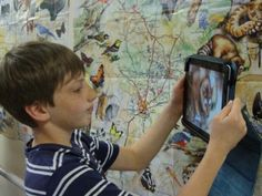 Augmented reality makes learning come alive