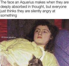 Aquarius Funny, Aquarius Traits, Astrology Aquarius, Aquarius Love, Aquarius Quotes, Zodiac Sign Traits, Zodiac Signs Aquarius, Zodiac Star Signs, Aquarius Personality