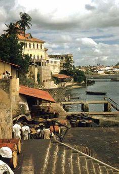 Msa old harbour around 50's
