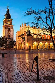 Krakow Sunset, Poland gafunden auf Google+