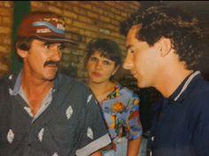 Visita aconteceu quatro meses antes do piloto morrer em acidente na Itália. Dono da propriedade, amigo do pai de Senna, conta detalhes da es...