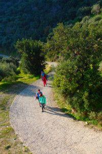New hikes in Crete Greece