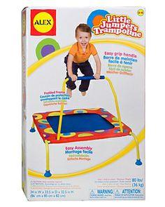 ALEX Toys Little Jumper Trampoline http://rstyle.me/~1bGaK