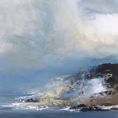 Jenny Hirst, Sea Mist, 2016   Porthminster Gallery