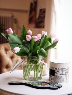 tulips that makes life prettier