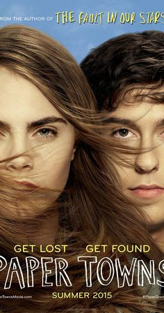 Directed by Jake Schreier.  With Nat Wolff, Cara Delevingne, Austin Abrams, Justice Smith. A young man and his friends embark upon the road trip of their lives to find the missing girl next door.