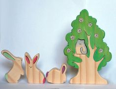 Hey, I found this really awesome Etsy listing at https://www.etsy.com/listing/232842415/spring-wooden-set-waldorf-toys-puzzle
