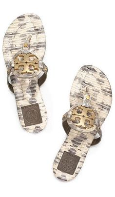 Have these. Love them. But hate the PAIN! They are uncomfy, but worth it. #Tory Burch