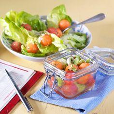 Elisabeth Fischer » Super saftiger Salat mit Melonen