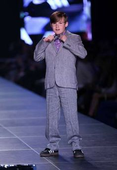 The Ike Behar runway show at Night Two of Baker Motor Company's Charleston Fashion Week. What a dapper little dude! Charleston Style, Dapper, Night Life, Runway, Scene, Entertaining, Formal, How To Wear, Fashion