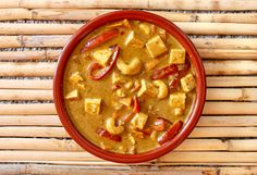 Thai Coconut Curry - Tasty Vegan Life