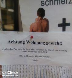 Charité Campus | #Mitte // Mehr #NOTES findet ihr auf www.notesofberlin.com