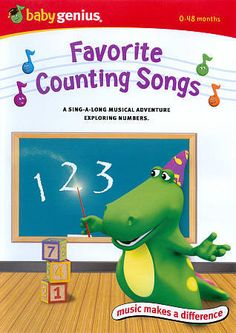 Baby Genius - Favorite Counting Songs DVD in DVDs & Movies, DVDs & Blu-ray Discs | eBay